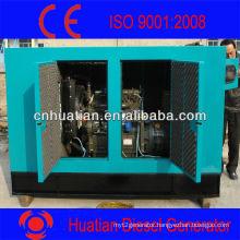 Silent Diesel Generator Set-100kw/kva-R6105AZLD Diesel Engine With Stamford Brushless Alternator- Soundproof Canopy