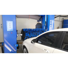24 Hours Service Automatic Car Wash Machine Steam