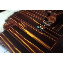 Household 12.3mm Mirror Cherry Water Resistant Laminate Floor