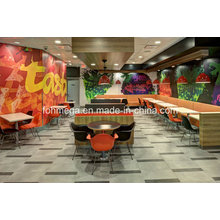 Modernes chaises de table de restaurant Cool Pizza à vendre (FOH-FFR2)