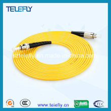 FC-FC Fiber Optic Patch Cords and Pigtails