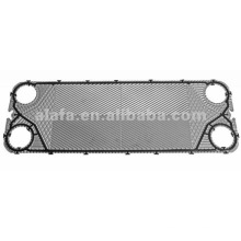 GEA N40L related 316L plate heat exchanger plate and gasket