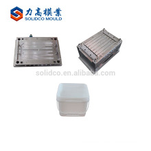 Energy Saving And Safe Paint Bucket Plastic Mould Sale And Design Quality Bucket Mold