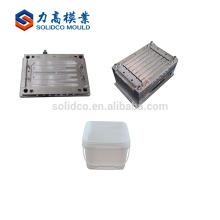 Poupança de energia e seguro de balde de tinta de molde de venda e molde de balde de qualidade de plástico