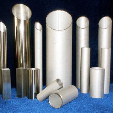 Tube soudé EFW en acier inoxydable 304L