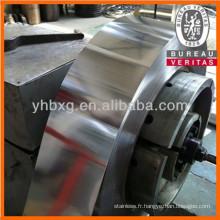 Bande en acier inoxydable 316L avec de bonne qualité (feuille en acier 316L)