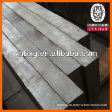 Gute Qualität flachen Stab aus rostfreiem Stahl