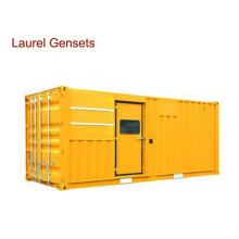 Groupe électrogène à conteneur 1368kw / 1710kVA avec AVR