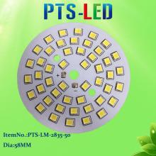 Módulo de LED de alta qualidade 50W DC PCB com alta Ctt
