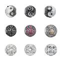 925 Sterling Silver Jewelry European Charms Bracelets