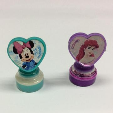 Plastik Cartoon Clip Griff Stempel