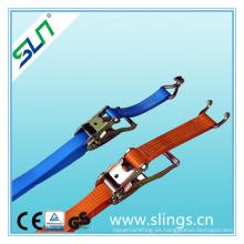 Sln RS09 Correa de trinquete con ganchos Ce GS 7: 1 1t