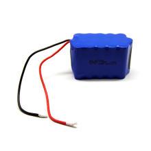 Bateria de íon de lítio 11,1 V 12,8 V como carregar