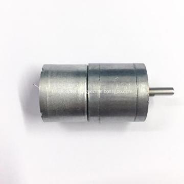 3v 6v 25GM310 dc gear motor high torque