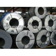 Bobine en acier galvanisé PRO-1.0mm ou tôle d'acier pour toiture ou tôle d'acier couleur