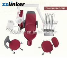 ST-D580 Liste des prix de la chaise dentaire Suntem en Chine