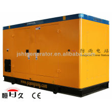 Conjunto de generador diesel a prueba de lluvia 250KVA CUMMINS (GF200C)