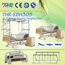 Электрическая кровать для пациентов с тремя функциями