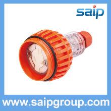 Новый продукт saip / saipwell 110V водонепроницаемый промышленный разъем с IEC соответствует международному стандарту