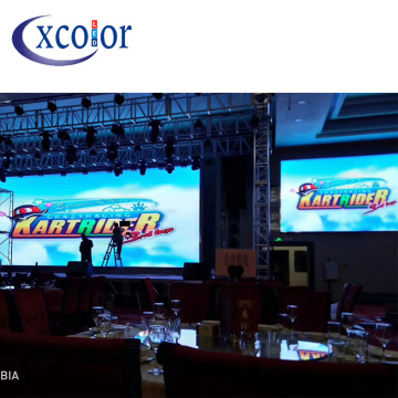 RGB Hotel Wedding P4 Publicidad Interior Pantalla Led