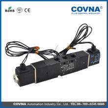 Корпус клапана 4V корпус 1/8 'воздушный электромагнитный клапан нового типа Китай место происхождения