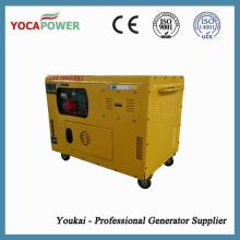 10kw Luftgekühlte schalldichte elektrische Generator Kraftwerk