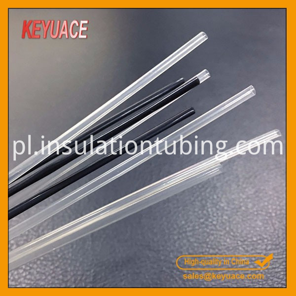 Pvdf Thin Wall Flexible Tubing