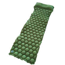 Fashionable Ultralight Outdoor Camping Air Mattress With High Quality TPU Nylon Fabric