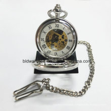 Popular Mechanical Pocket Watch for Women Men