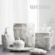 Accesorios orgánicos del cuarto de baño de la porcelana (WBC0845A)