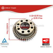 YUCHAI engine YC6G crankshaft gear G8000-1600012