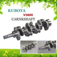 Spare Part Crankshaft for Kubota V3800 1g514-23010 V2403 V2203