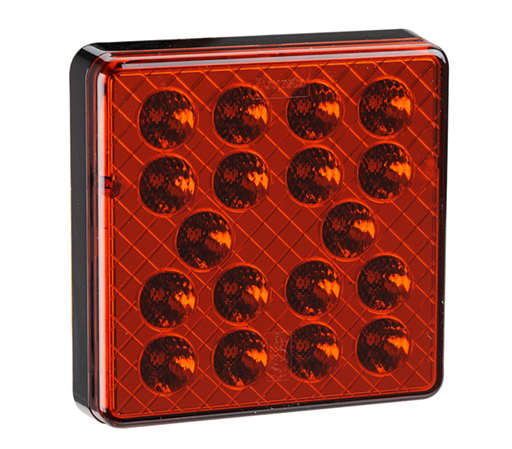 Trailer Tail Fog Lamps