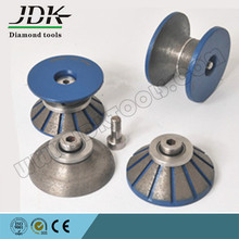 V20 Diamond Continous Router Bits for Granite Slab Edge Profiling