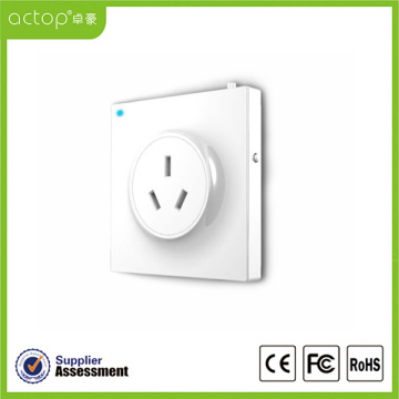 Smart WIFI Wall Socket com APP