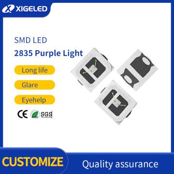 SMD LED lamp beads 2835 lamp beads purple