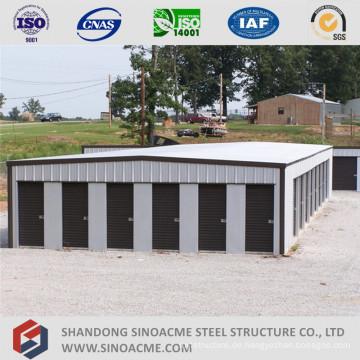 Niedriges Kosten-Stahlstruktur-Speicher-Gebäude