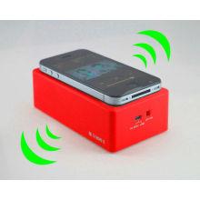 Индукционная питьевая мини беспроводная аудио / громкоговоритель / мобильный динамик