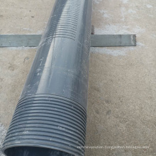 110mm 125mm 140mm 160mm upvc well casing pipe