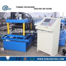 Machine en forme de rouleau Purlin de forme C de Hangzhou en Chine