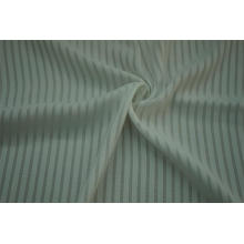 100% Polyester Sea Island Combine Yarn Stripe Fabric