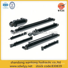 hydraulic cylinder for brick making machine