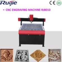 Mini machine de gravure de routeur CNC à 4 axes (RJ6090)