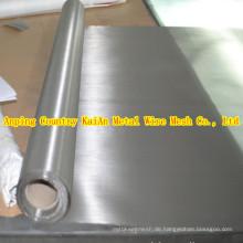 Mehrjährige Versorgung von 304 310 316 Edelstahl Mesh / Edelstahl Gewebe Mesh für Filter / Bergbau / Ausrüstung Schutz