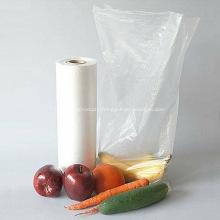 Kitchen Food Storage Supermarket Flat Bag