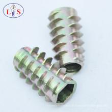 Hochpräzisionsbearbeitungseinsatz Mutter für Stahl