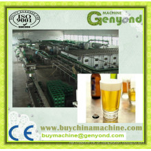 Completa Completa Fábrica De Processamento De Cerveja
