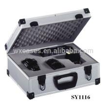 professionelle digitale Kamera Aluminiumgehäuse mit Schaum einfügen Hersteller