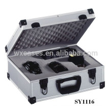 professional aluminum digital camera case with foam insert manufacturer