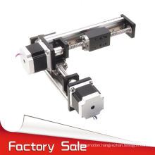 FUYU brand ball and screw drive xy motorized table for linear motion systems